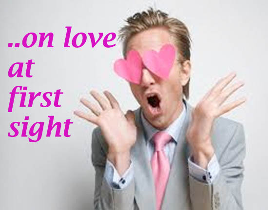 Shakespeare Quotes About Love At First Sight : Who ever loved that loved not at first sight ?? (As You Like It, act ...