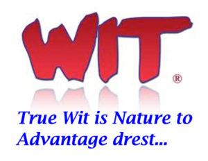 True wit is nature to advantage drest