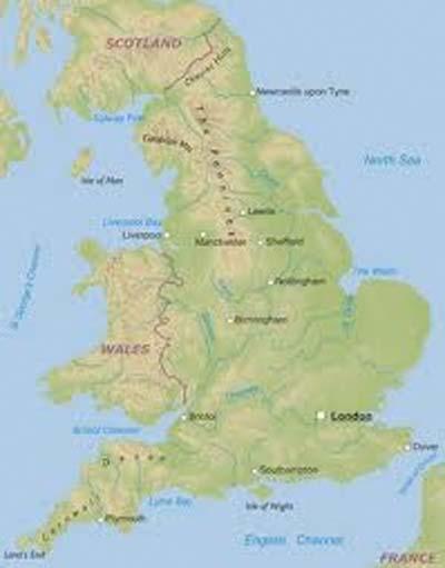 O England! model to thy inward greatness,