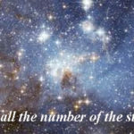 let all the number of the stars give light to thy fair way