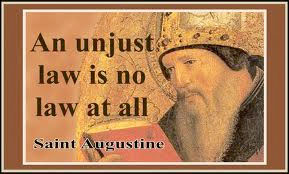When law can do no right, Let it be lawful that law bar no wrong