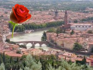 Verona's summer hath not such a flower