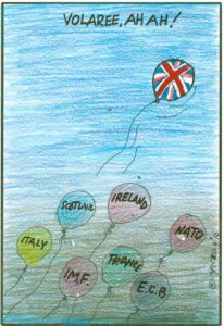 Apicella cartoon on Brexit