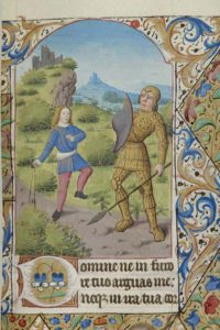 "an image from the book of hours to illustrate article/post ""power of beauty in learning"""