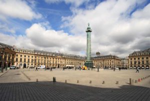 "place vendome in paris, starting point for the blog ""Meditations on Skripal"""