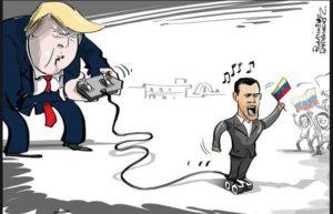Guaido driven from Trump